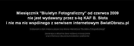 Biuletyn Fotograficzny