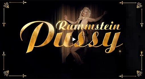 "Rammstein - ""Pussy"""